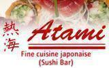 Atami Sushi Restaurant Logo