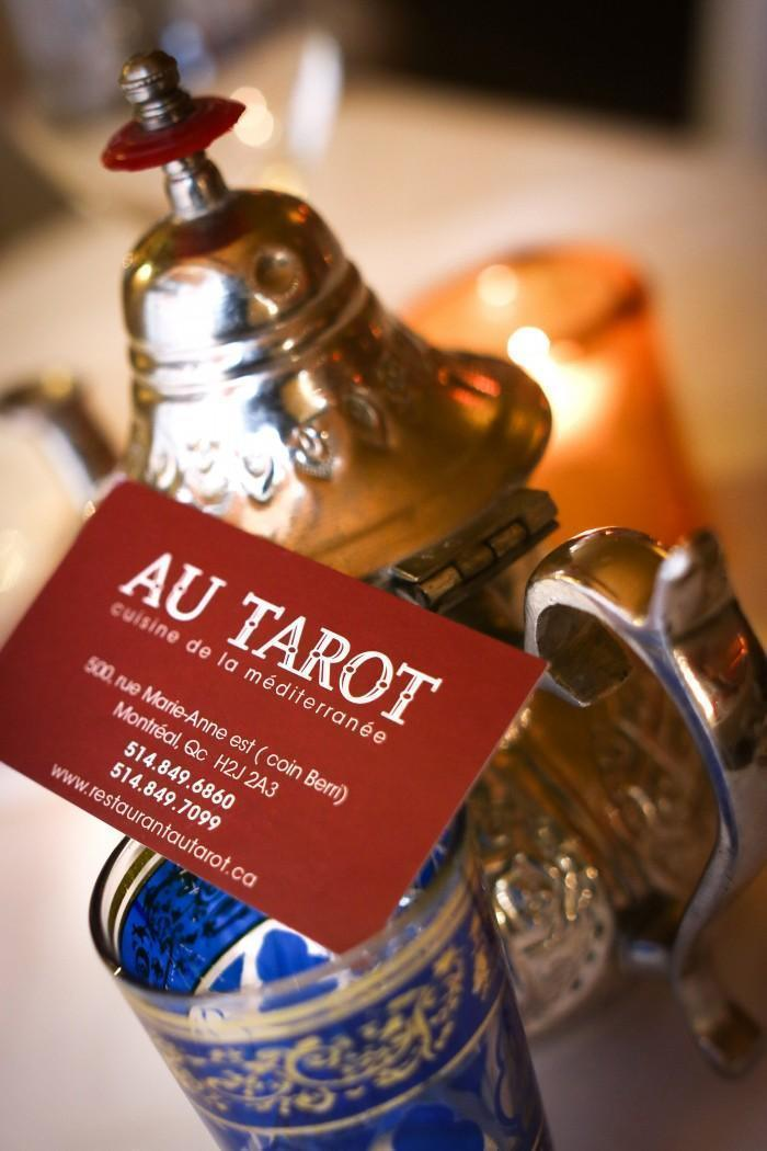 Restaurant Au Tarot Photo