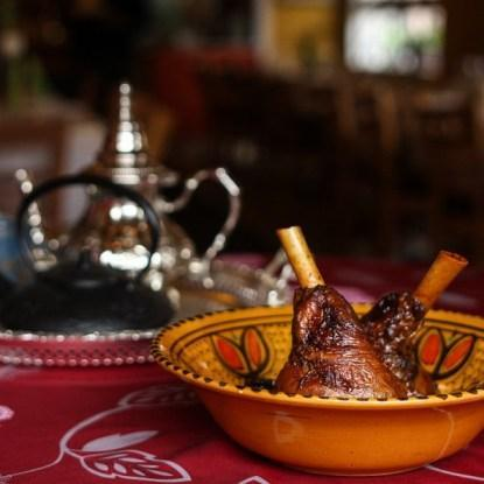 Au Tarot Restaurant RestoMontreal