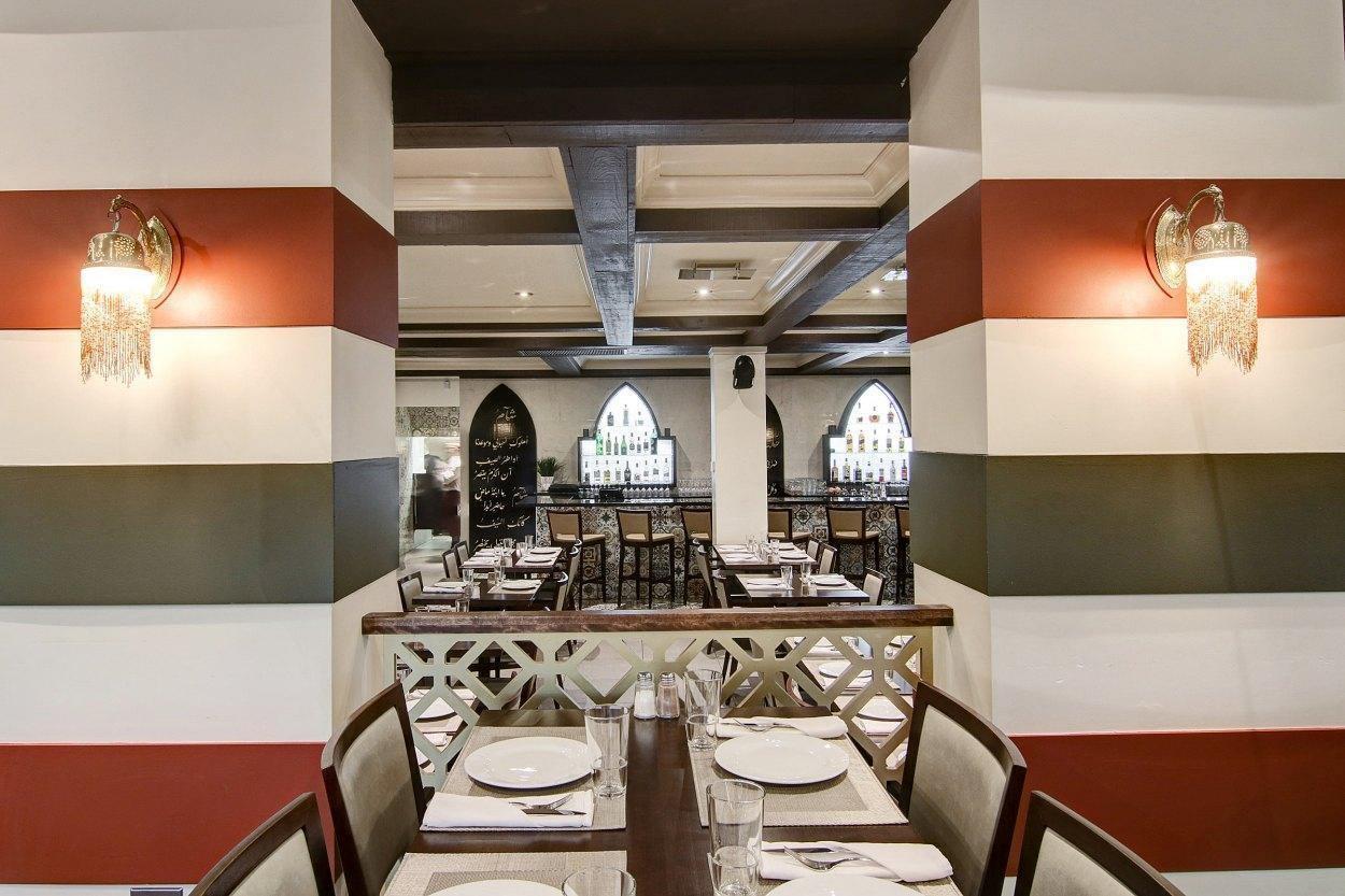 Restaurant Beroya Photo