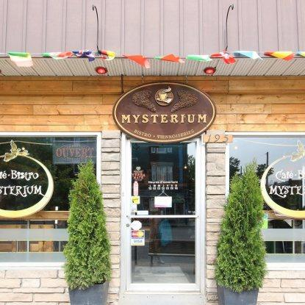 Cafe Bistro Mysterium Restaurant RestoMontreal