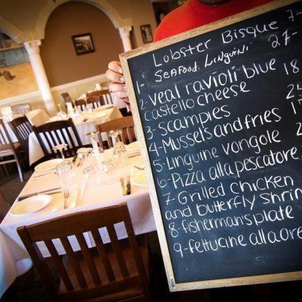 Casa Mare Restaurant RestoMontreal