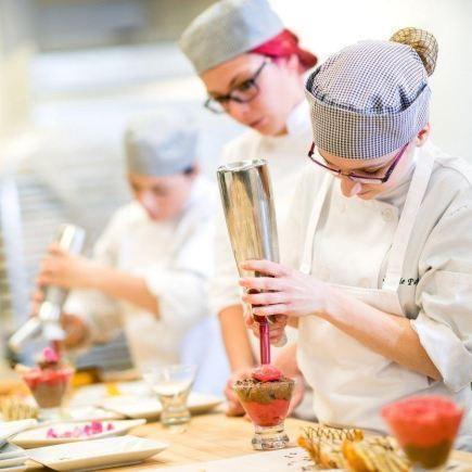 Les Cailles / École hôtelière Fierbourg Restaurant RestoQuebec