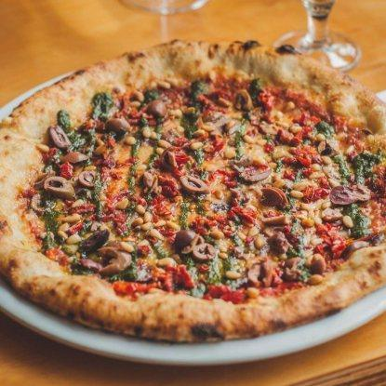 Geppetto Pizzeria Restaurant RestoMontreal