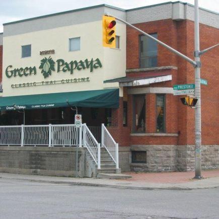 Green Papaya Restaurant OttawaRestos