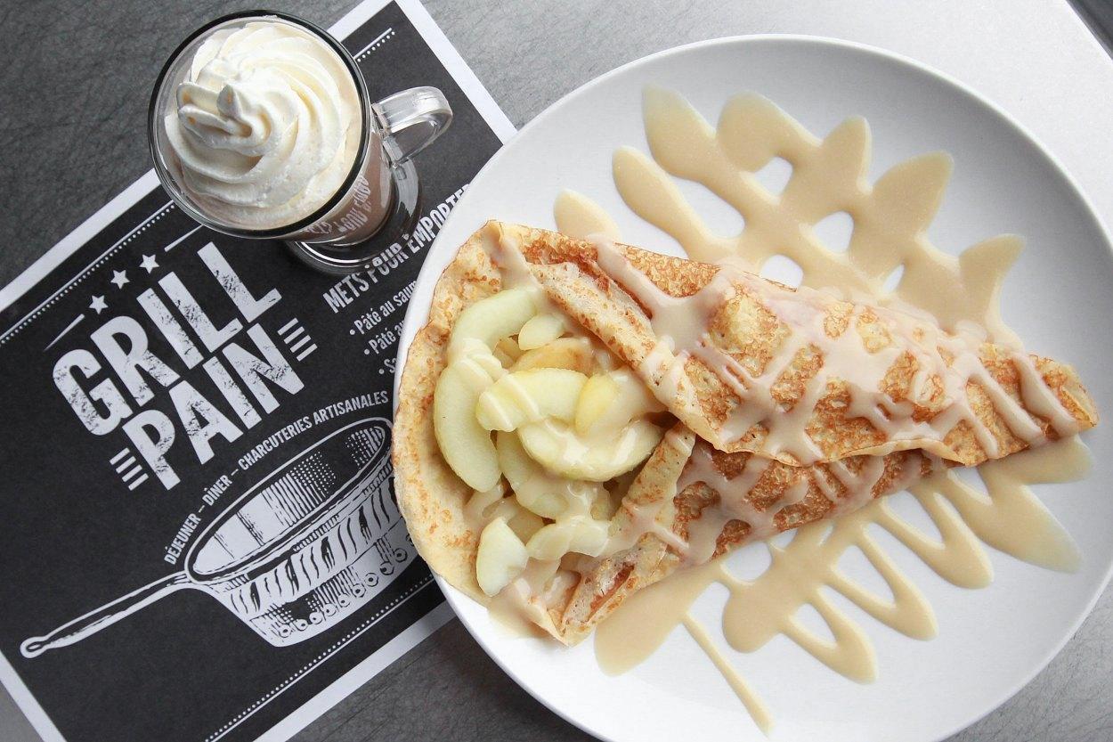 Restaurant Grill-Pain Resto Déjeuner & Diner Photo