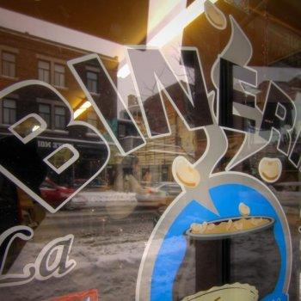Photo 8 - La Binerie Mont Royal Restaurant RestoMontreal