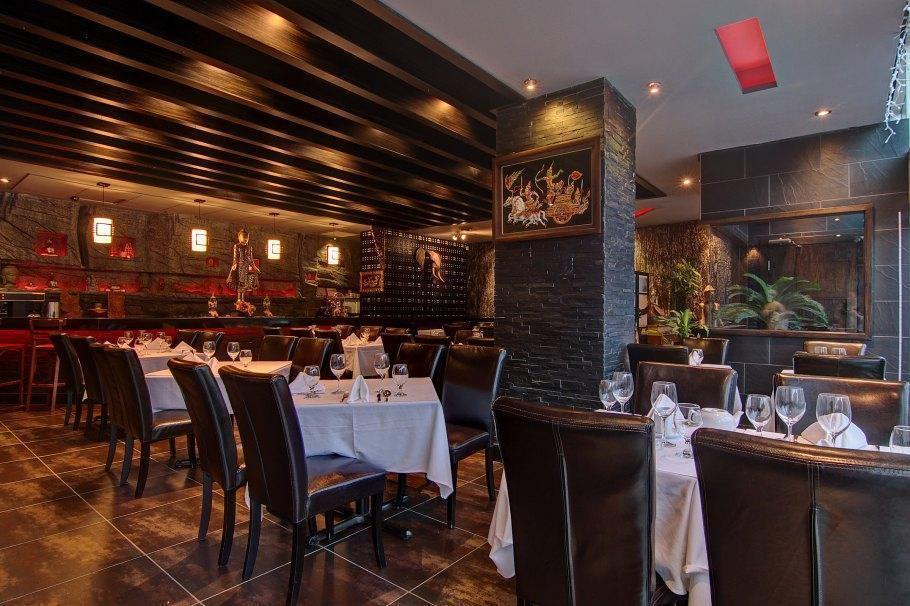 photos pour la colonie thai restaurant saint lambert. Black Bedroom Furniture Sets. Home Design Ideas