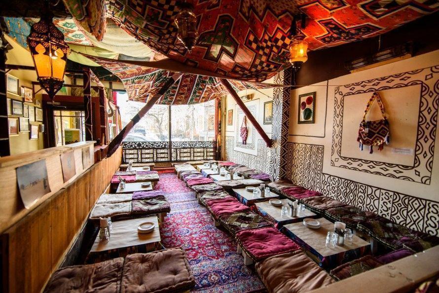 Restaurant La Khaïma Cuisine Nomade Photo
