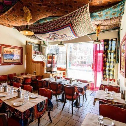 La Khaïma Cuisine Nomade Restaurant RestoMontreal