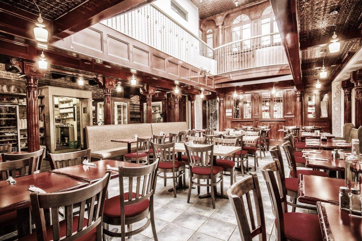 Restaurant Rue Prince Arthur Ouest