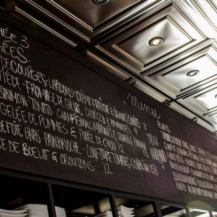 Le Coup Monté Restaurant RestoMontreal