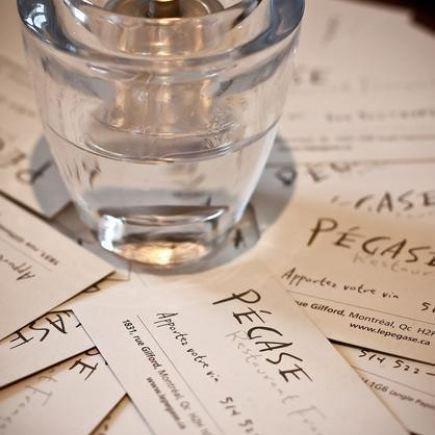 Photo 7 - Le Pégase Restaurant RestoMontreal