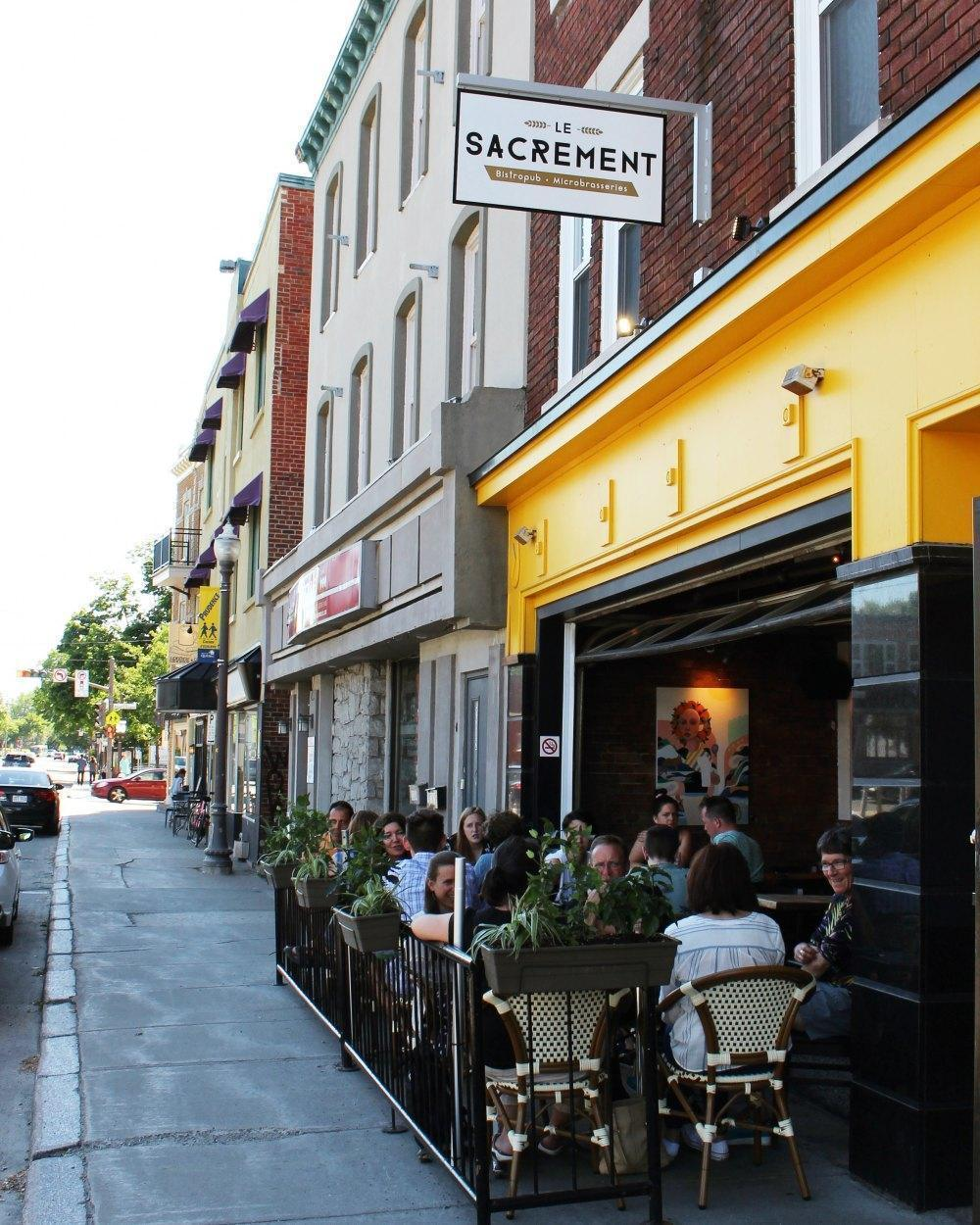 Restaurant Le Sacrement Photo