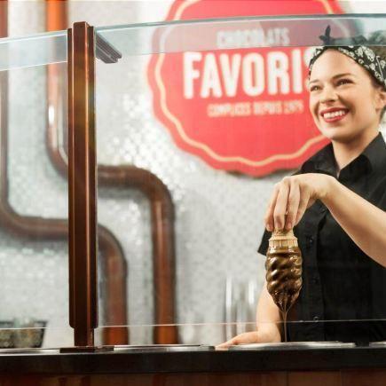Les Chocolats Favoris Restaurant RestoQuebec