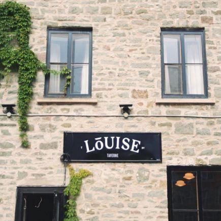 Louise Taverne & Bar à Vin Restaurant RestoQuebec