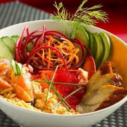 L'Oeil du Dragon Sushi Restaurant RestoQuebec