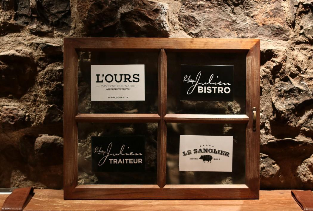 Restaurant L'Ours Caverne Culinaire Photo