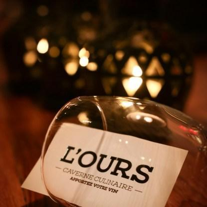 L'Ours Caverne Culinaire Restaurant RestoMontreal