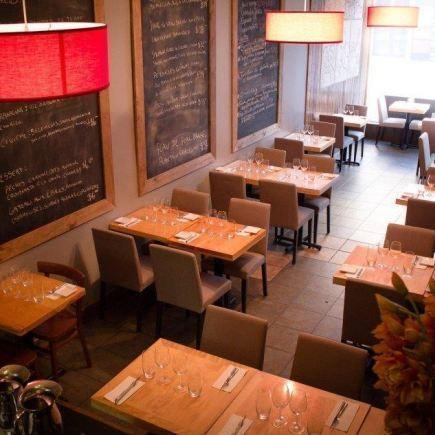 Madre Sur Fleury Restaurant RestoMontreal