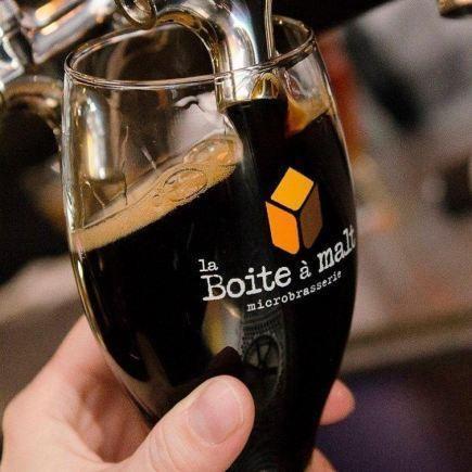 Photo 11 - Microbrasserie La Boite à Malt Restaurant RestoQuebec