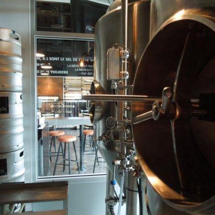 Photo 7 - Microbrasserie La Boite à Malt Restaurant RestoQuebec