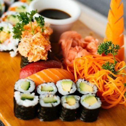 Mikasa Sushi Bar Chiisai Restaurant RestoMontreal