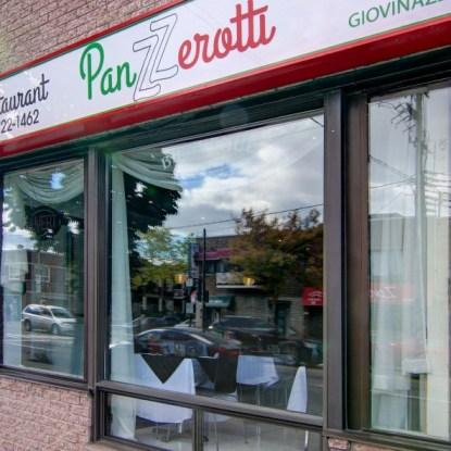 Restaurant Panzzerotti Photo