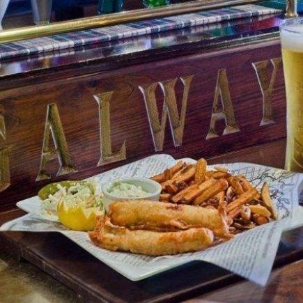 Restaurant Pub Galway Photo