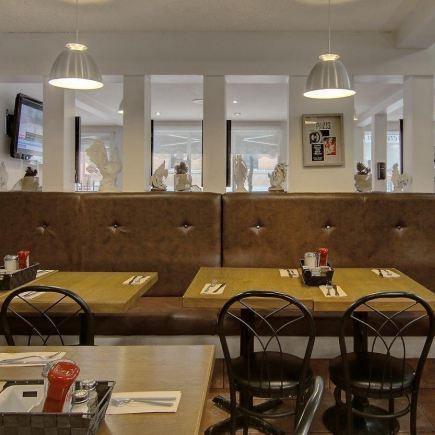 Restaurant l'Eggs Oeufs du marché Restaurant RestoMontreal