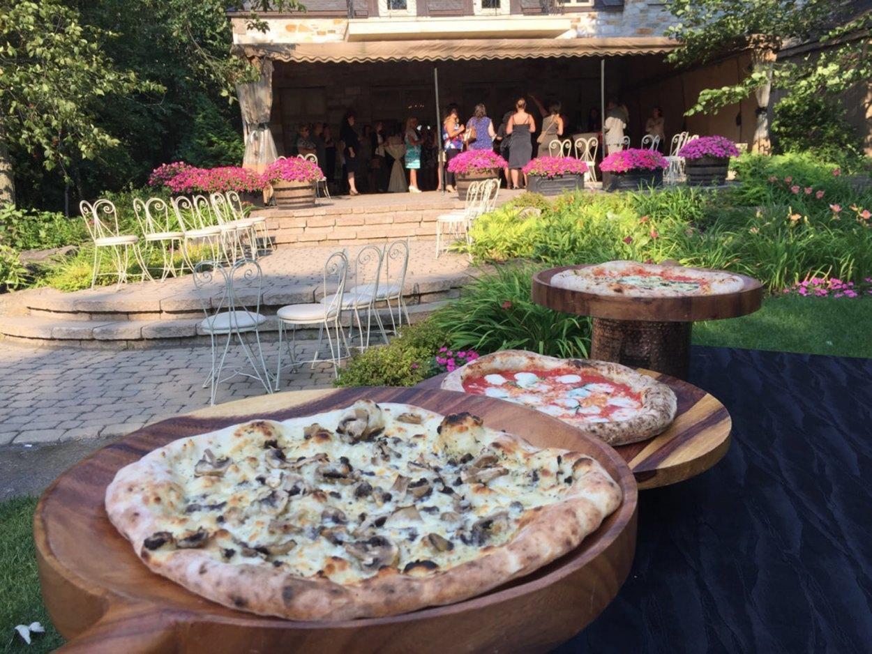 Restaurant Taste Italy - Pizzaioli Traiteur Catering Photo