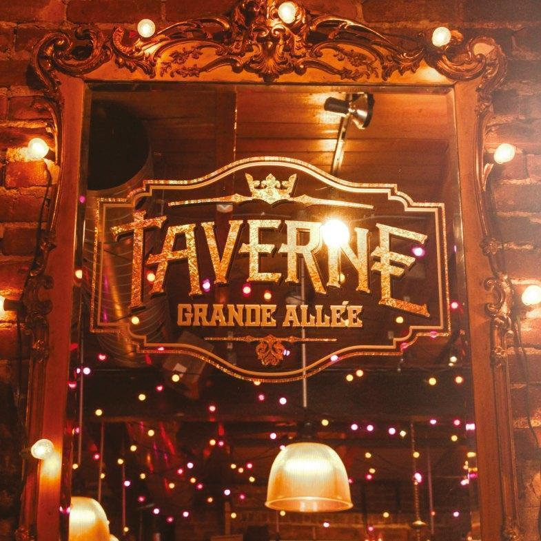 Restaurant Taverne Grande Allée Photo