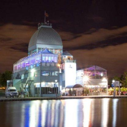 Terrasses Bonsecours Restaurant RestoMontreal