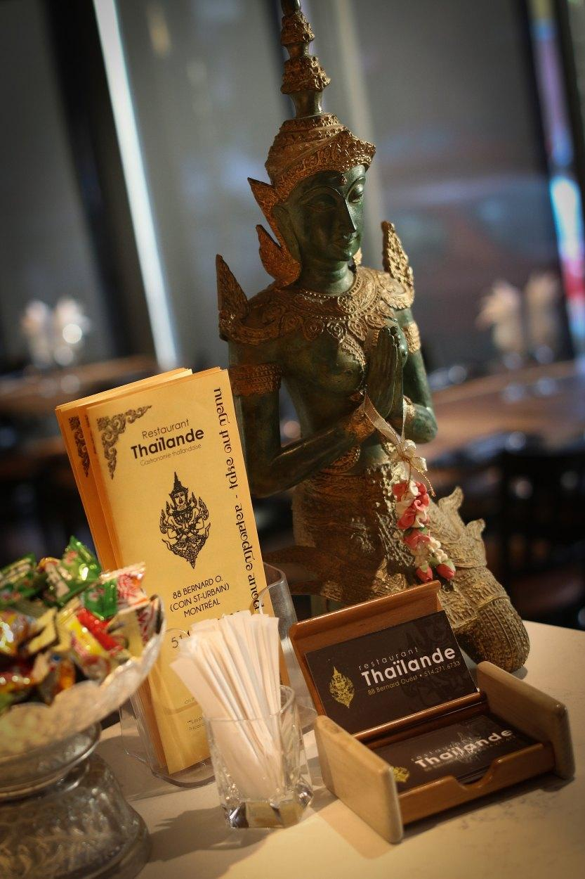 Restaurant Thailande Photo